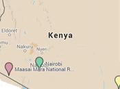 itinerario Kenia