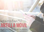 Curso gratuito: Aprende personalizar plantilla para móvil