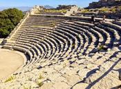 Calatafimi. Ruinas Segesta