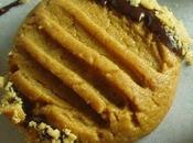 Receta Galletas mantequilla maní cacahuate