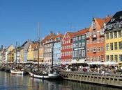 acogedora ciudad Copenhague, Dinamarca