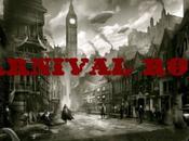 Amazon Guillermo Toro resucitan 'Carnival Row' para convertirla serie.