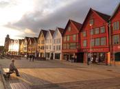 Bergen Fiordos Noruegos