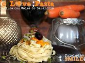 Pasta Fresca Receta Tallarines Caseros Salsa Zanahorias