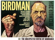Birdman inesperada virtud ignorancia)