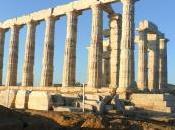Descubriendo Templo Poseidón Sunio, Grecia