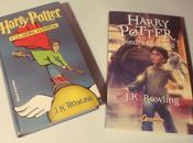 Foto-reseña: Nuevas ediciones Harry Potter