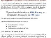 Premio tesis doctorales Comunidad Madrid