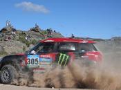 medio polémica, Orly Terranova quedó séptima etapa Dakar