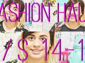 Fashion haul 14-15