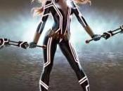 Posible nuevo traje para Viuda Negra Vengadores: Ultrón
