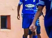 Jóvenes promesas fútbol canario kevin súarez