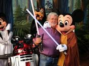 George Lucas estaba escribiendo 'Star Wars VII' antes vender derechos Disney