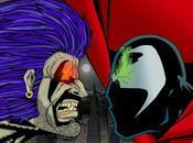 Lobo Spawn ilustración