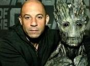 James Gunn alaba Diesel trabajo Groot Guardianes Galaxia