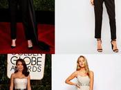 ¿Evento vista? Inspírate looks Golden Globes