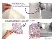 Cómo hacer bolsa pañalera personalizada -DIY-
