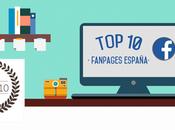 páginas Facebook fans España