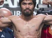 Manny Pacquiao firmó pelea contra Floyd Mayweather