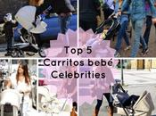 Five carritos celebrities españolas