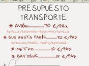 FINDE PARÍS: transporte