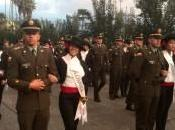 Desfile macarena, reunió ciudadanos ceremoniosa procesion