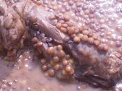cocina plural: jarretes ternasco aragón lentejas días...