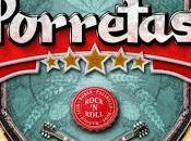 Nuevo disco Porretas febrero