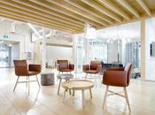 Diseño nórdico oficinas shopify toronto