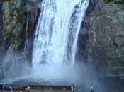 Parque chute-montmorency cañon anne. quebec