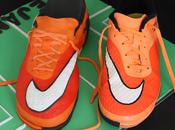 Tarta bota fútbol