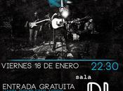 """Bauer concierto presentando """"azul electrico"""" viernes enero sala nice ciudad real) 22:30 horas/// entrada libre hasta completar aforo"""