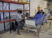 centenar personas recibe sillas ruedas camas desuso través Banc d'Ajudes Tècniques Reus