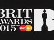 Nominaciones Brit Awards 2015
