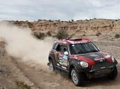 Orly Terranova quedó anteúltima etapa Dakar 2015