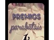Premios parabatai Best blogger