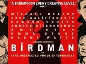Birdman inesperada virtud ignorancia), todos llevamos dentro [Cine]