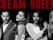 Michele, Manganiello, Keke Palmer, Abigail Breslin Ariana Grande unen 'Scream Queens'.
