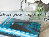 #retoliluleo como viajar libros...
