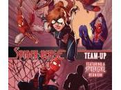Primer vistazo Spider-Verse Team-Up