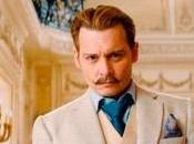 Nuevo tráiler castellano para 'Mortdecai', Johnny Depp Gwyneth Paltrow