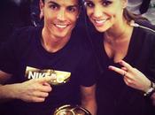 Relacionan Cristiano Ronaldo Lucía Villalón
