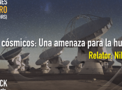 """Charla """"Impactos cósmicos: ¿Una amenaza para humanidad?"""" Viña"""