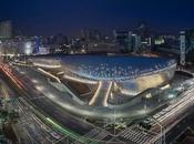 Dongdaemun Design Plaza Seoul, Zaha Hadid Architects