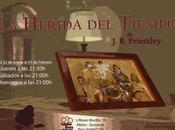 """herida tiempo"""", Bazar Eslavo Producción, llega Teatro Quevedo"""