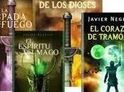 Cinco sagas impacto (fantasía)