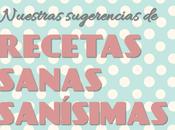 Recetas sanas Healthy recipes
