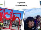Gijón silla ruedas