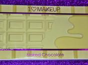 Naked Chocolate Heart Makeup: Opinión Chuaches Review Swatches