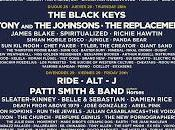Primavera Sound 2015: Black Keys, Interpol, Patti Smith, James Blake, Damien Rice, Belle Sebastian...
